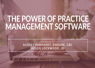 The Power of Practice Management Software