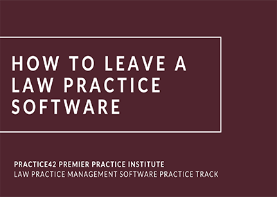 How to Leave LPM Software
